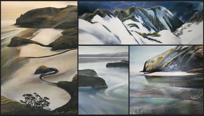 Artist - Jill Perrott, West Auckland, New Zealand.